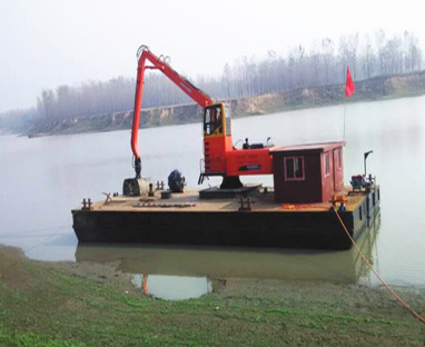 WPTG420船吊清淤